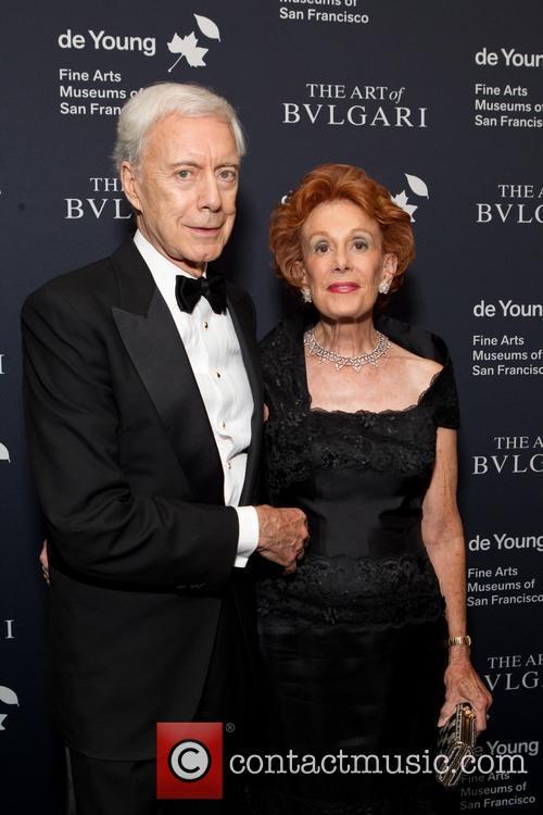 Robert Girard and Phoebe Cowles 3