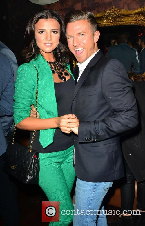 Lucy Mecklenburgh and Sam Dowler 1