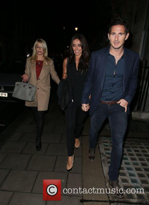 Frank Lampard, Holly Willoughby and Christine Bleakley 3