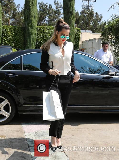 khloe kardashian kardashian lunch at ago 3873812