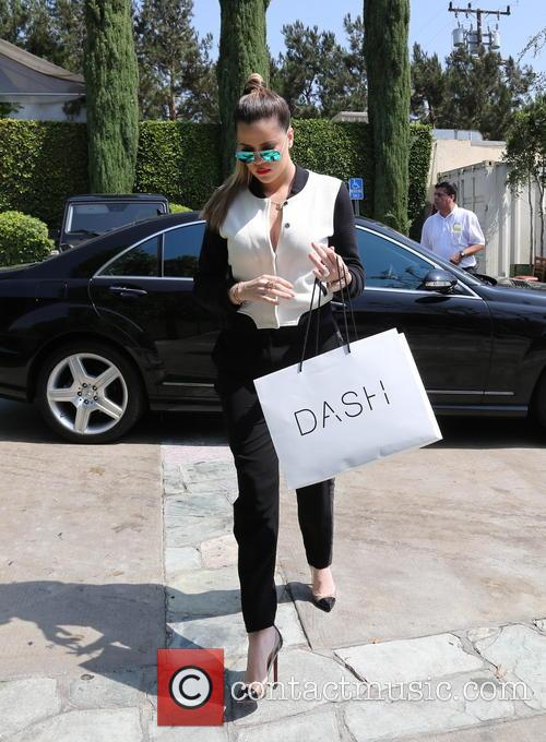 khloe kardashian kardashian lunch at ago 3873820