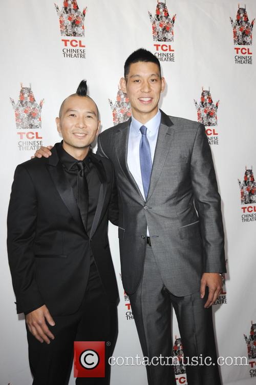 Evan Jackson Leong and Jeremy Lin 1