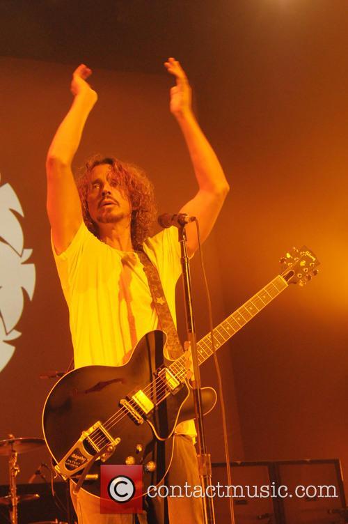 Soundgarden In Concert