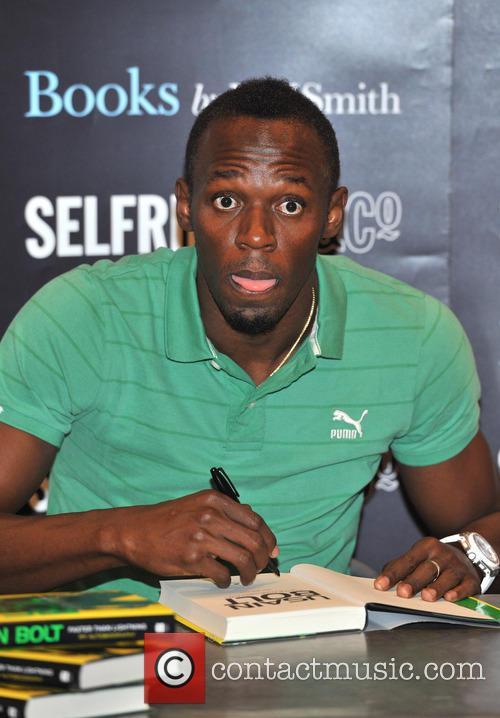 Usain Bolt 8