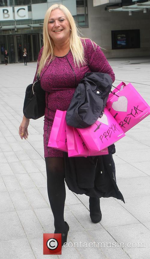 Vanessa Feltz Leaving Radio1