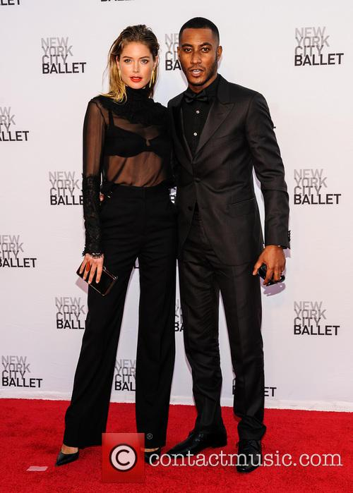 Doutzen Kroes and Sunnery James 3