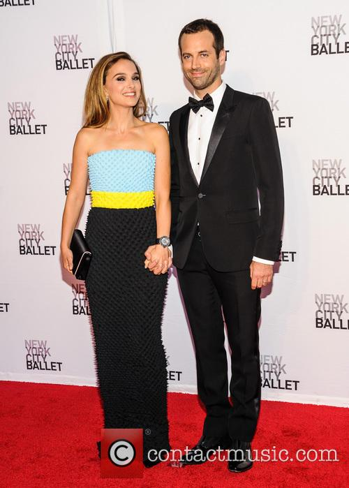 Natalie Portman and Benjamin Millepied 4