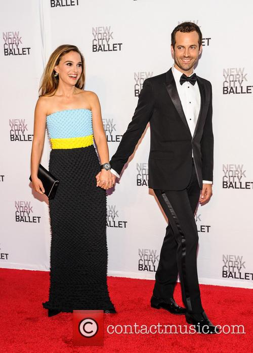 Natalie Portman and Benjamin Millepied 6