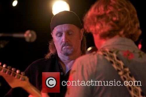 Jimmy LeFave brought performing at the 100 club