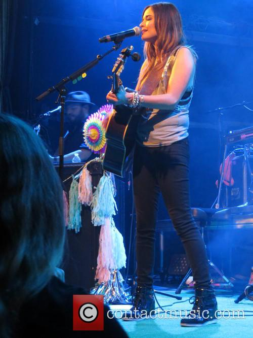 Kacey Musgraves performs at Bowery Ballroom