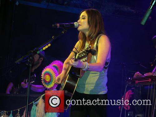 Kacey Musgraves performs at Bowery Ballroom