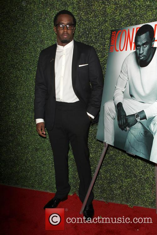 Sean Combs, Los Angeles Confidential Pre-Emmy Party