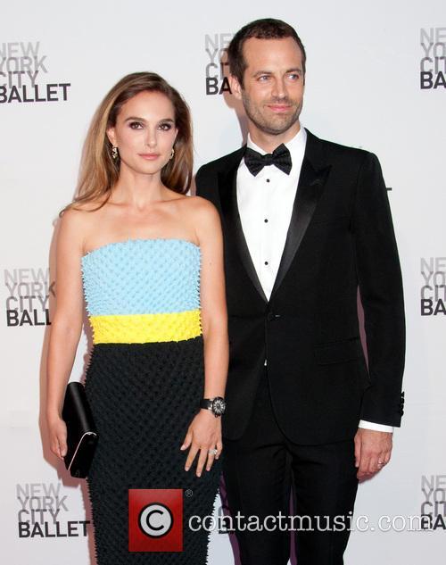 Natalie Portman and Benjamin Millepied 4