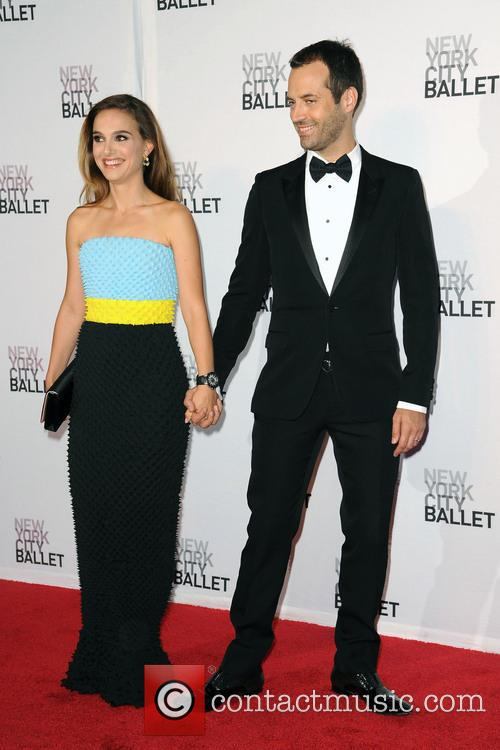 Natalie Portman and Benjamin Millepied 5