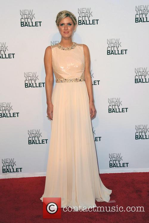 Nicky Hilton, David H. Koch Theater at Lincoln Center