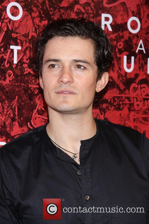 Orlando Bloom, Romeo and Juliet Opening Night