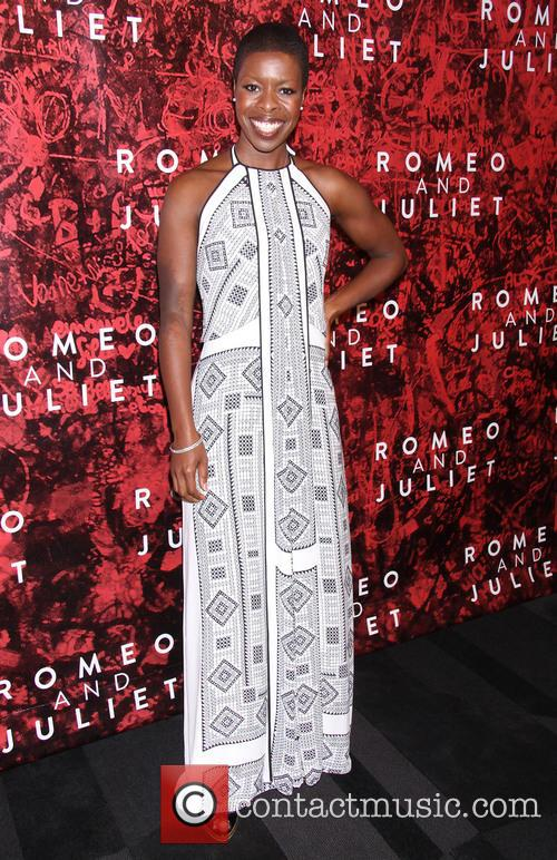 Opening night of Broadway's Romeo and Juliet