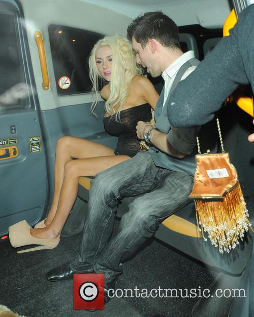 Courtney Stodden and Guest 10