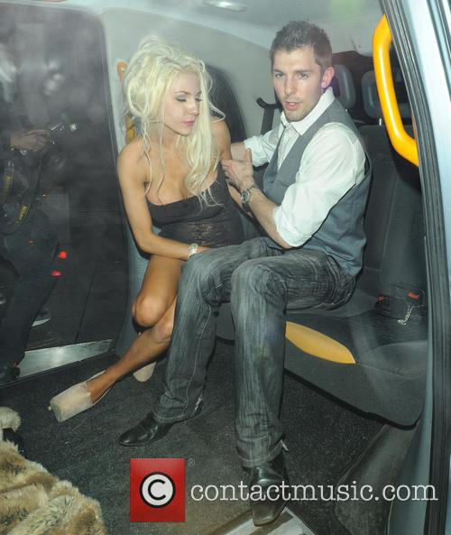 Courtney Stodden and Guest 14