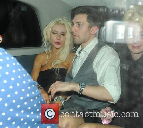 Courtney Stodden and Guest 16