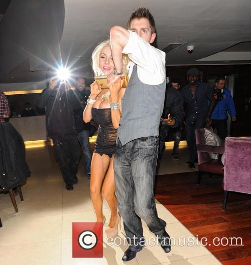 Courtney Stodden and Guest 17