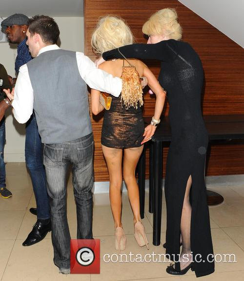 Courtney Stodden and Guest 22