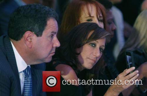 Steve Sadove and Donna Karan 2