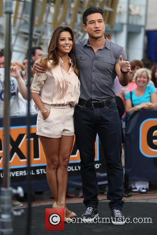 Eva Longoria and Mario Lopez 11