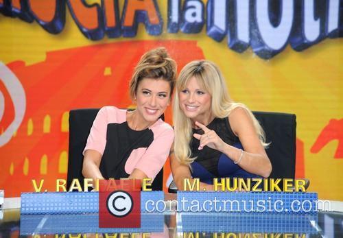 Michelle Hunziker 3