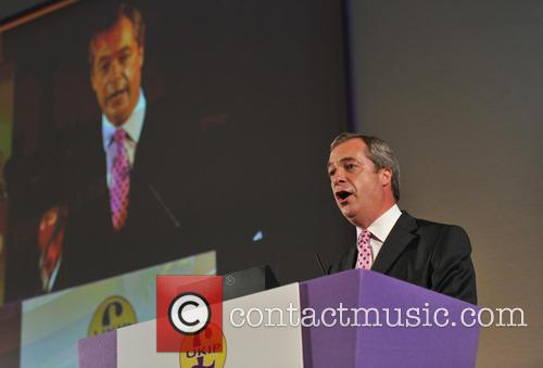 UKIP conference held at the Methodist Central Hall...
