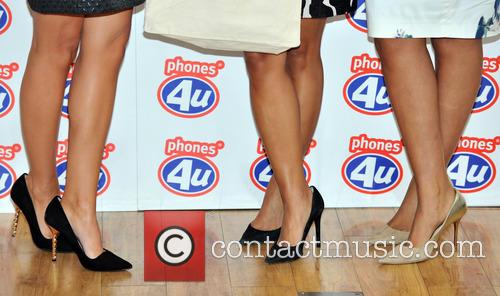 Una Healy, Rochelle Humes and Vanessa White 5