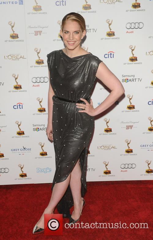 Anna Chlumsky, Spectra by Wolfgang Puck at the the Pacific Design Center, Emmy Awards