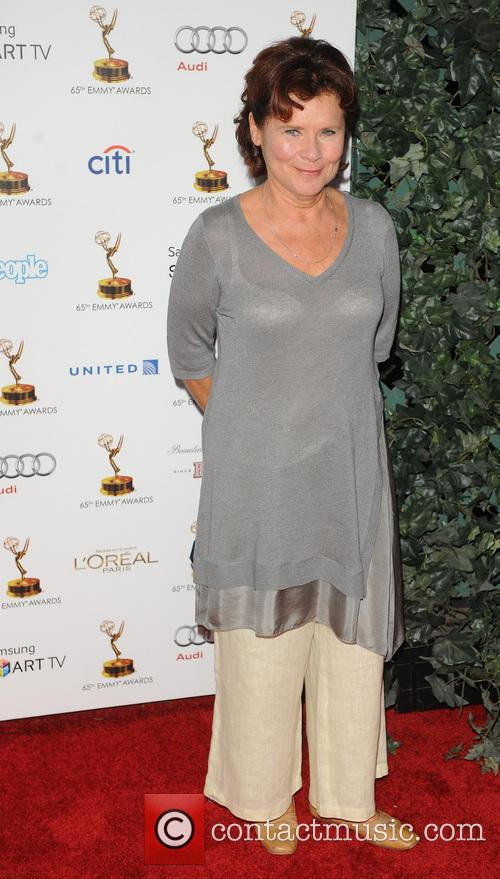 Imelda Staunton, Spectra by Wolfgang Puck at the the Pacific Design Center, Emmy Awards