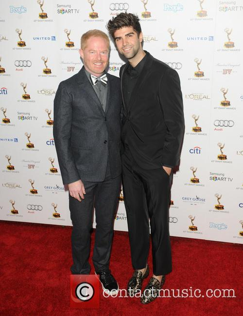 Jesse Tyler Ferguson, Guest, Spectra by Wolfgang Puck at the the Pacific Design Center, Emmy Awards