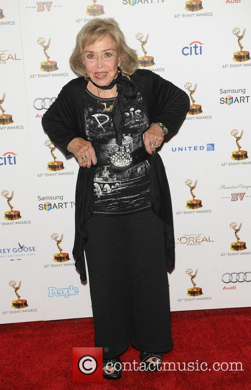 June Foray, Spectra by Wolfgang Puck at the the Pacific Design Center, Emmy Awards