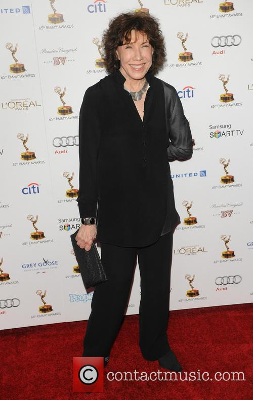 Lily Tomlin, Spectra by Wolfgang Puck at the the Pacific Design Center, Emmy Awards