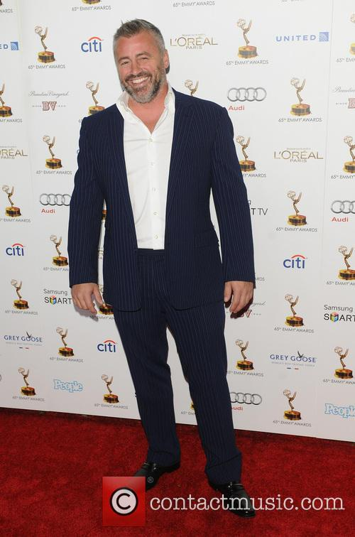 Matt LeBlanc, Spectra by Wolfgang Puck at the the Pacific Design Center, Emmy Awards