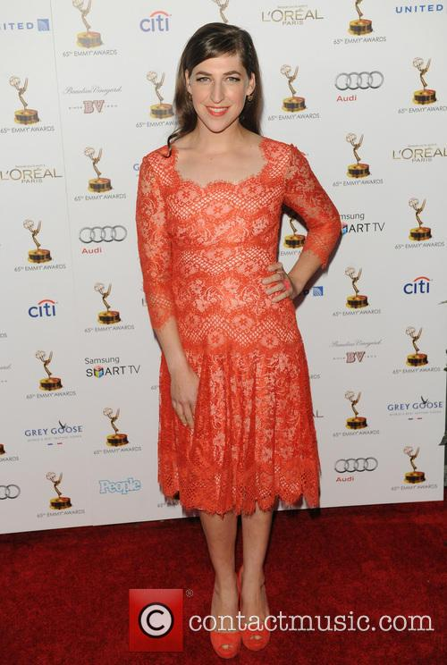 mayim bialik 65th emmy awards performers nominee 3875483