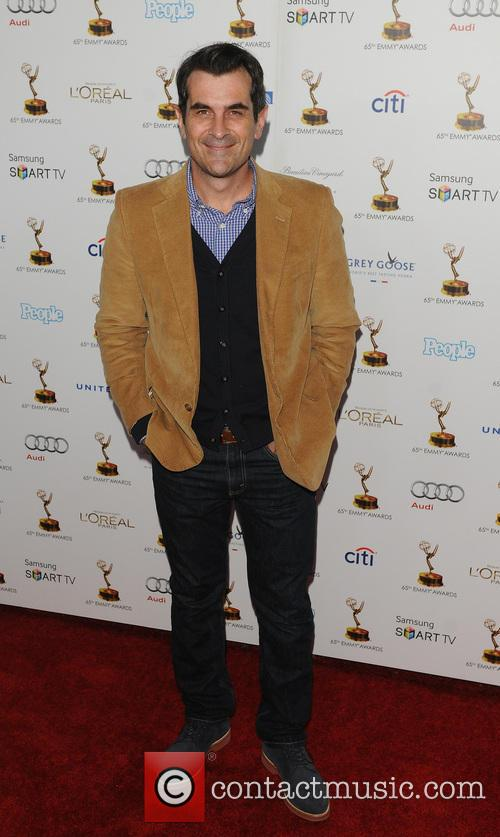 Ty Burrell, Spectra by Wolfgang Puck at the the Pacific Design Center, Emmy Awards