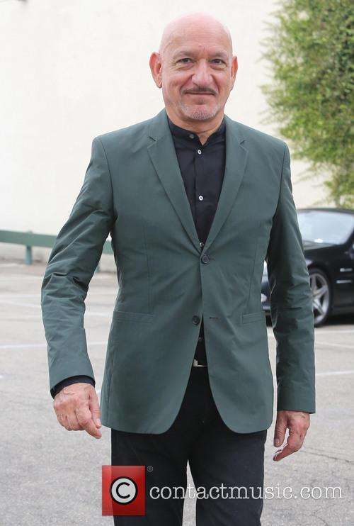 ben kingsley celebrities attend a party at 3875520