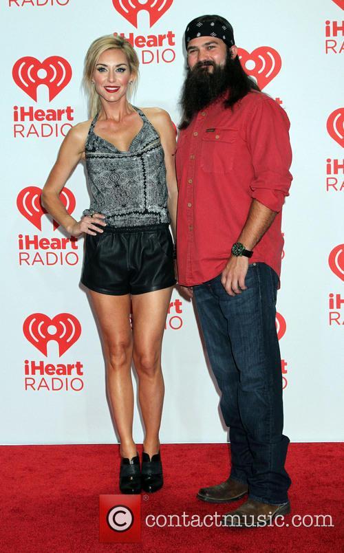 Jessica Robertson and Jep Robertson 2
