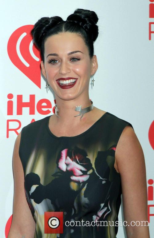 Katy Perry iHeartRadio Fest
