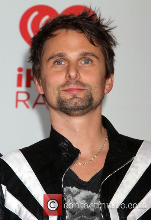 Matt Bellamy and Muse 2