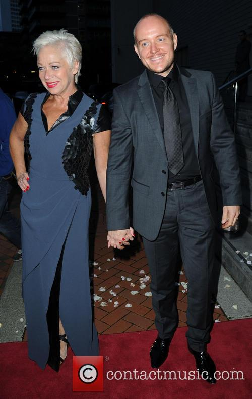 Denise Welch and Lincoln Townley 2