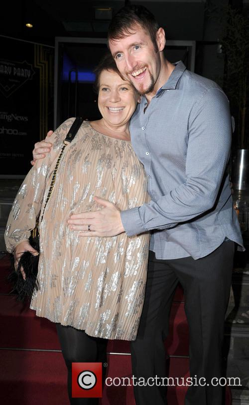 Tina Malone and Paul Chase 8