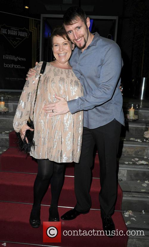 Tina Malone and Paul Chase 1