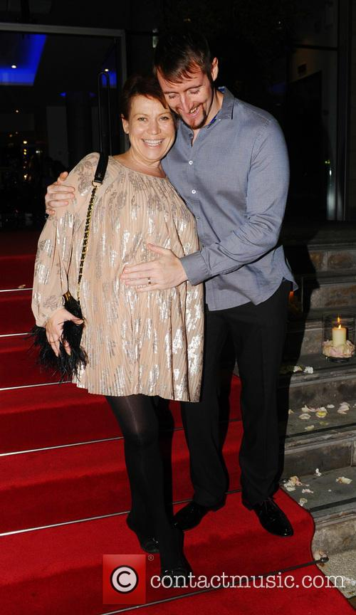 Tina Malone and Paul Chase 9