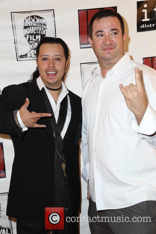 Carlos Ramirez and Dan Frank 7