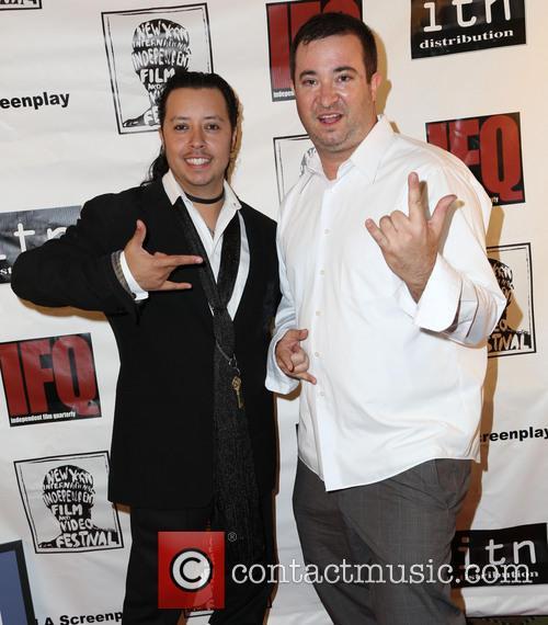 Carlos Ramirez and Dan Frank 8