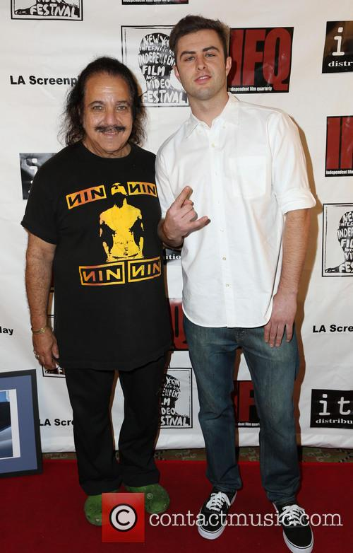 Ron Jeremy and Dan Frank 1